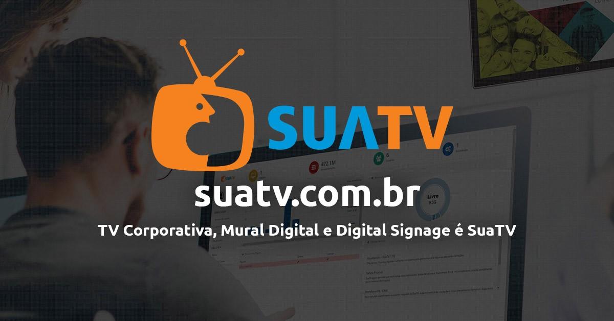 Blog Tudo Sobre Tv Corporativa Mural Digital E Digital Signage